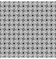 Design seamless monochrome helix diagonal pattern vector image