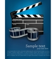 Cinema background vector | Price: 3 Credits (USD $3)