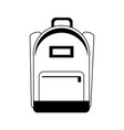 school backpack icon image vector image vector image