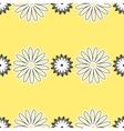 FlowerPattern1 vector image vector image