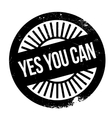 Yes you can stamp vector image
