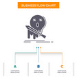 death frag game kill sword business flow chart vector image vector image