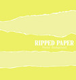 ripped paper ripped paper paper was vector image