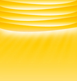 yellow sunny template layout with place for text vector image vector image