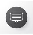 unread letter icon symbol premium quality vector image