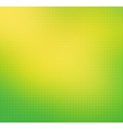 Green-yellow color blurred background vector image