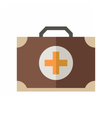 Medicine Chest Icon vector image