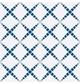 a seamless pattern squares vector image vector image