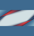 abstract modern template blue and red gradient