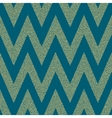 Pattern in zigzag Classic chevron seamless vector image vector image
