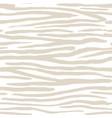 safari pattern pastel color zebra seamless print vector image vector image