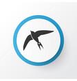 swift icon symbol premium quality isolated vector image