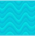 3d fluid blue liquid gradients background modern vector image