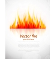 Background with fire vector | Price: 1 Credit (USD $1)