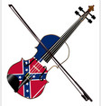 mississippi fiddle vector image