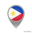 philippines point vector image