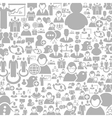 User a background vector image vector image