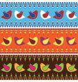 bird banners vector image vector image
