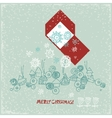 Happy New Year greeting card Celebration vector image