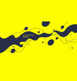 abstract background with splashes modern
