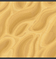 Sand seamless texture vector image