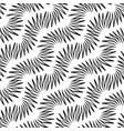 decorative hand drawn seamless pattern vector image vector image