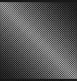 geometrical abstract halftone square pattern vector image vector image