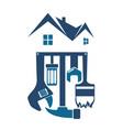 house repair vector image vector image