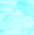 blue watercolor abstract background clouds sky vector image vector image