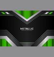 futuristic technology abstract modern metallic vector image vector image