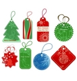 Christmas price tags vector | Price: 1 Credit (USD $1)