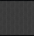 white on black macro mesh seamless pattern vector image