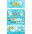Business Concept Finance Investment vector image