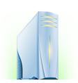 computer server vector image