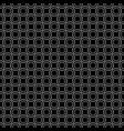 dark seamless cog wheel or gear pattern vector image vector image
