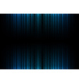 vertical lines abstract blue dark top down vector image vector image
