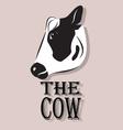 cow 5 vector image vector image