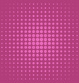 Retro halftone dotted background pattern template