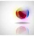 Sphere Glass Ball vector image