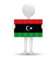 Libian Arab Jamahiriya vector image vector image