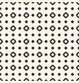 polka dot seamless pattern simple texture vector image vector image