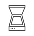 Scanner Line Icon vector image vector image