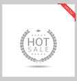 hot sale icon vector image vector image