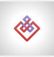 lovinity - infinity love eternal love logo vector image vector image
