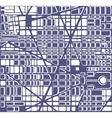 map city plan vector image