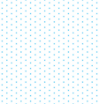 Seamless Isometric dot paper vector image vector image