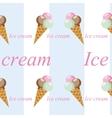 Ice cream image3 vector image vector image