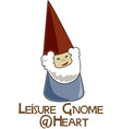 Leisure Gnome vector image