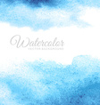 Abstract water color background vector image