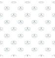 drop water pattern seamless vector image vector image